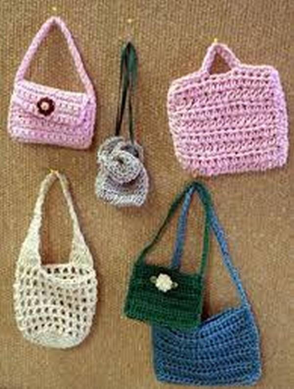 baby crochet Atam.