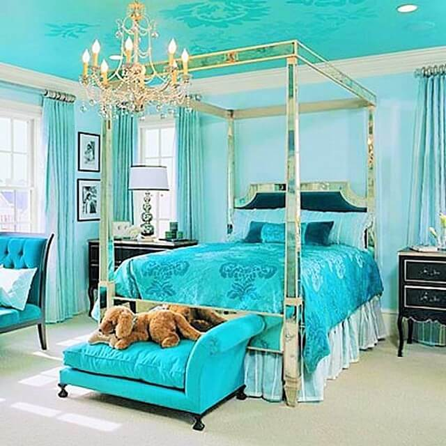Very Colorful Bedroom: Colorful Ideas For Your Bedroom