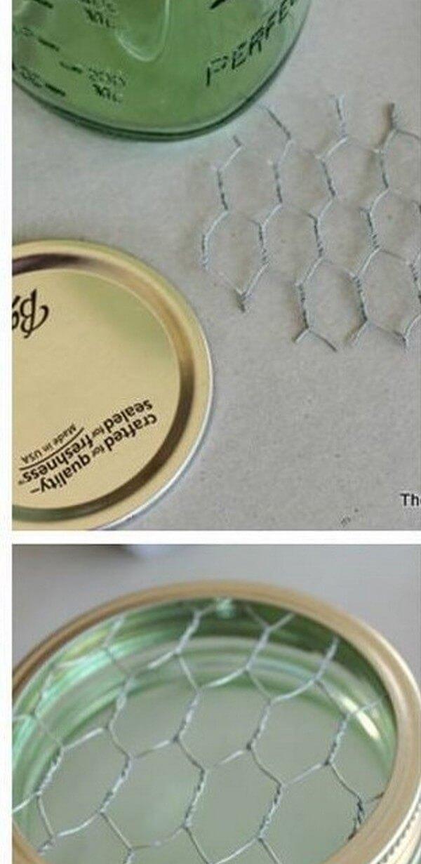 DIY MASON JAR TOOTHBRUSH HOLDER. (4)