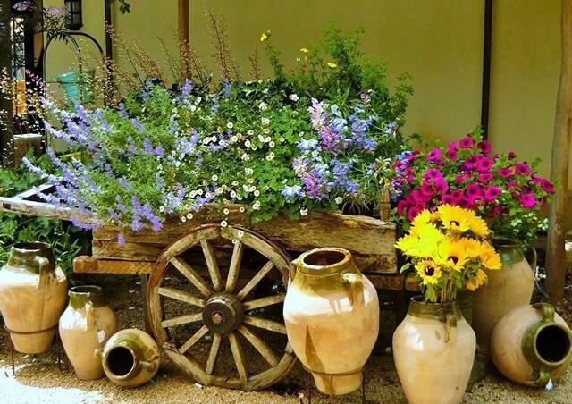 Ideas Of Garden Decor For You 1001 Motive Ideas
