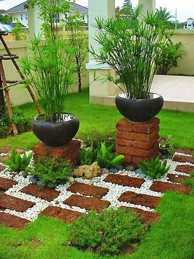 Garden-Ideas-With-Pebbles-3