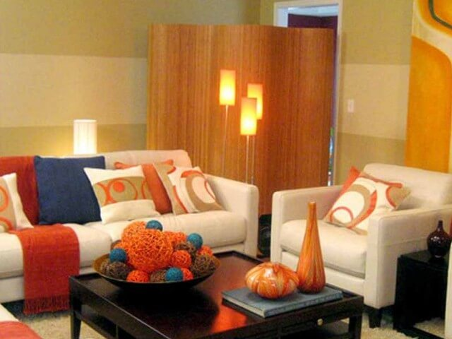Living room creative decoration ideas 1001 motive ideas - Bright lamps for living room ...