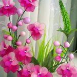 Beutiful flower Craft Ideas