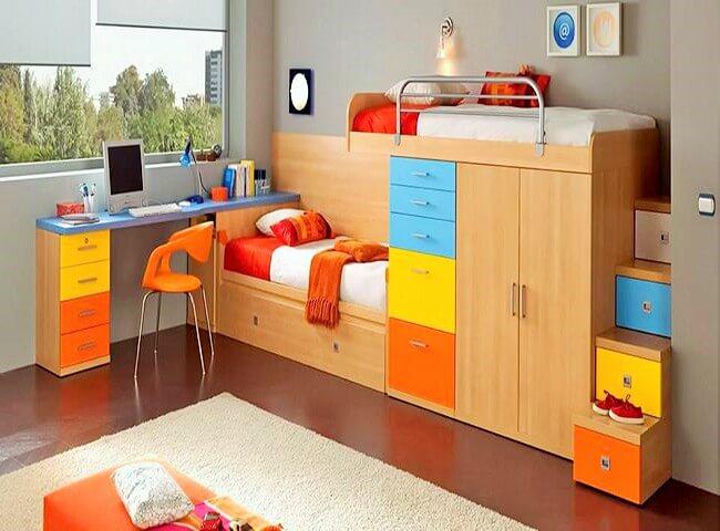 kids bedroom furniture ideas 2 2 - Kids Room Furniture Ideas
