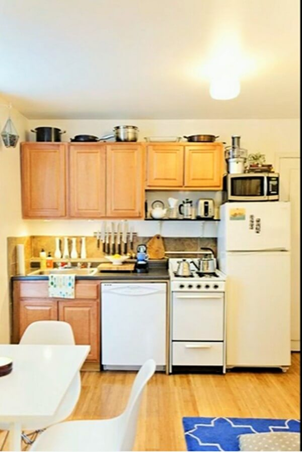 Kitchen Design Ideas for Small House Kitchen Decor& Beautiful 1