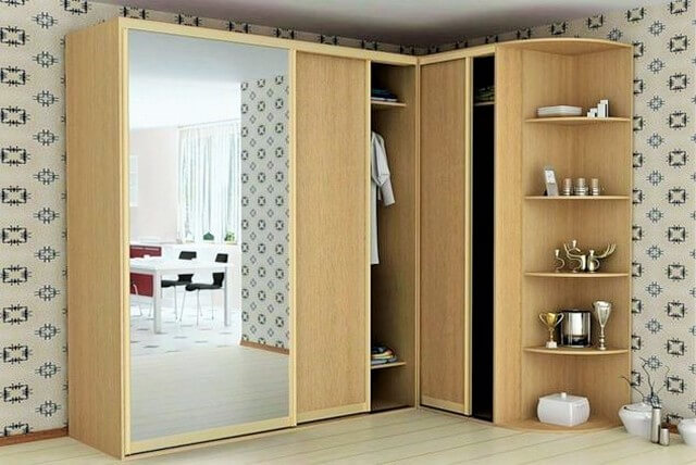 Wooden-Buffet-Corner-Cabinet-Compartment-13 (2)