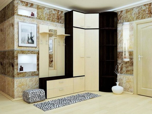Wooden-Buffet-Corner-Cabinet-Compartment-15 (2)