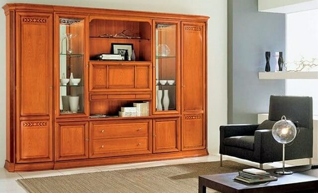 Wooden-Buffet-Corner-Cabinet-Compartment-8 (2)