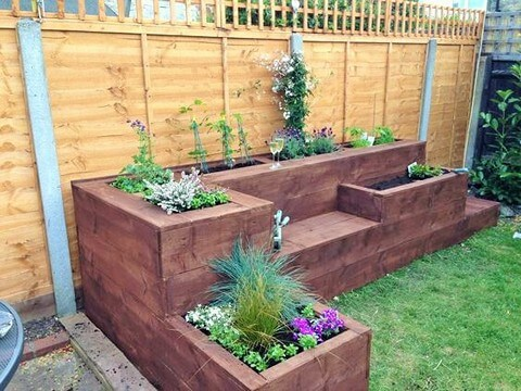 Wooden Pallets-Creative-Bench-Design-Ideas-3