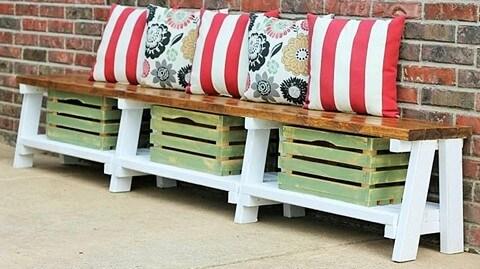 woodenPallet-Bench-Design-Ideas