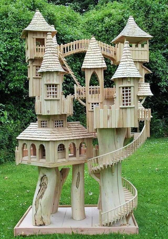 DIY wooden work-Home (2)