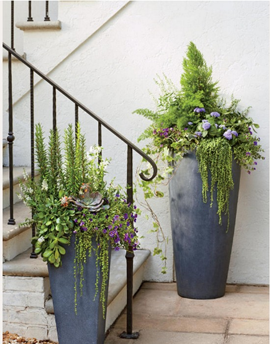 Modern Freestanding Gardening Ideas