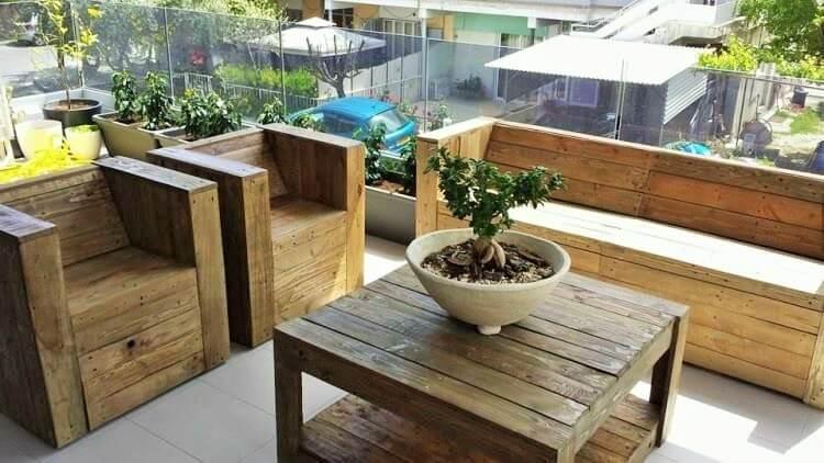 Pallets DIY Ideas-8