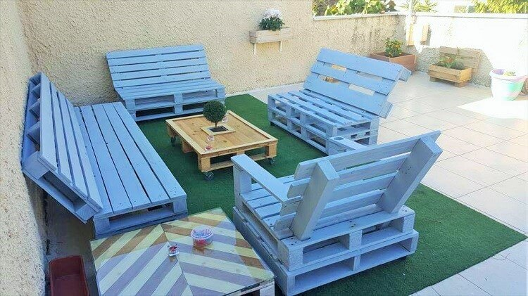 Pallets DIY Ideas-5