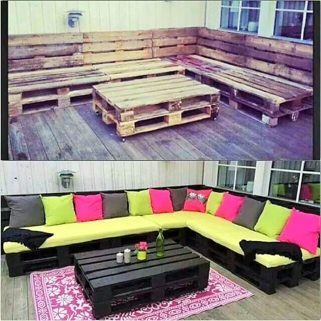 Wooden Pallets Projects-9