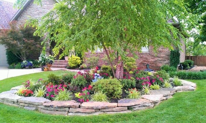 Beautiful-Front-Yard-Landscape-Garden-Ideas-10