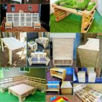 Wooden Pallets Furniture Ideas
