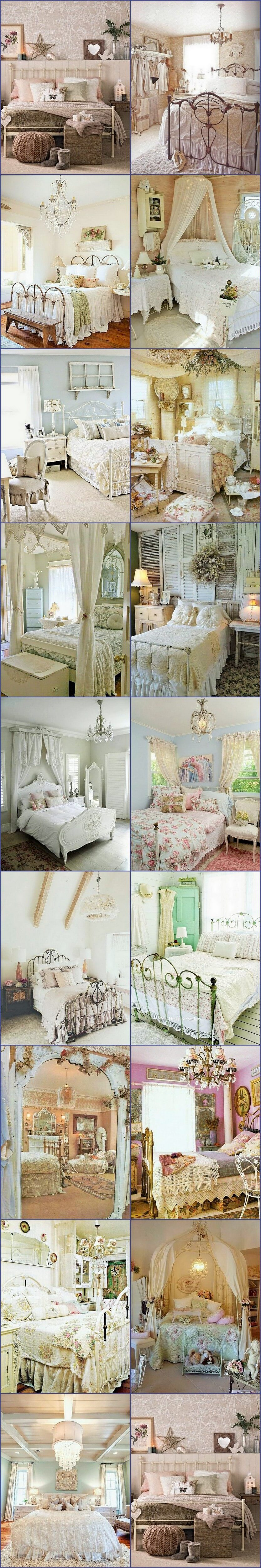 Beautiful-shabby-chic-bedrooms-Ideas