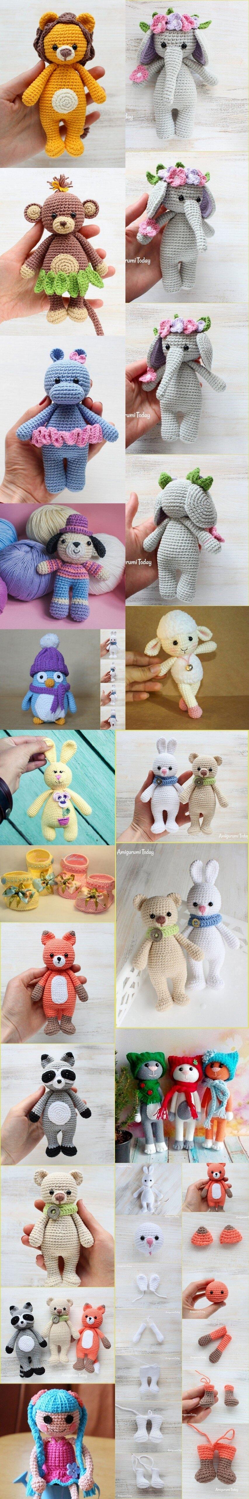 Crochet Toys Ideas (2)