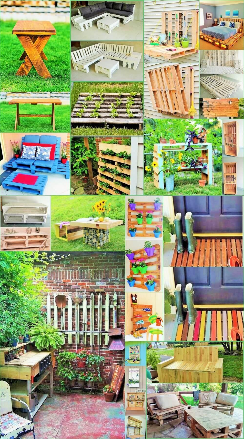 DIY Pallets Projects-Idas
