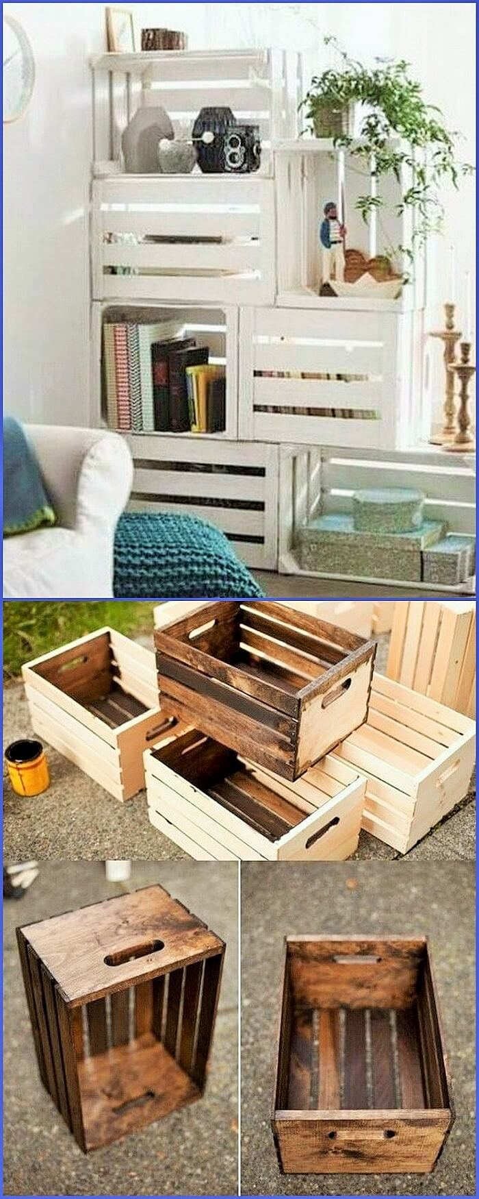 DIY- Wood-Pallets -Projects