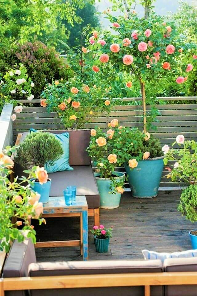 Balcony decorating ideas for decoration lovers 1001 for Balcony garden design ideas