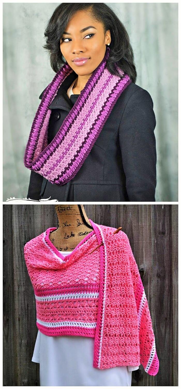 Crochet Necklace ideas