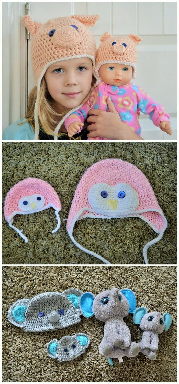 DIY ANIMAL HATS