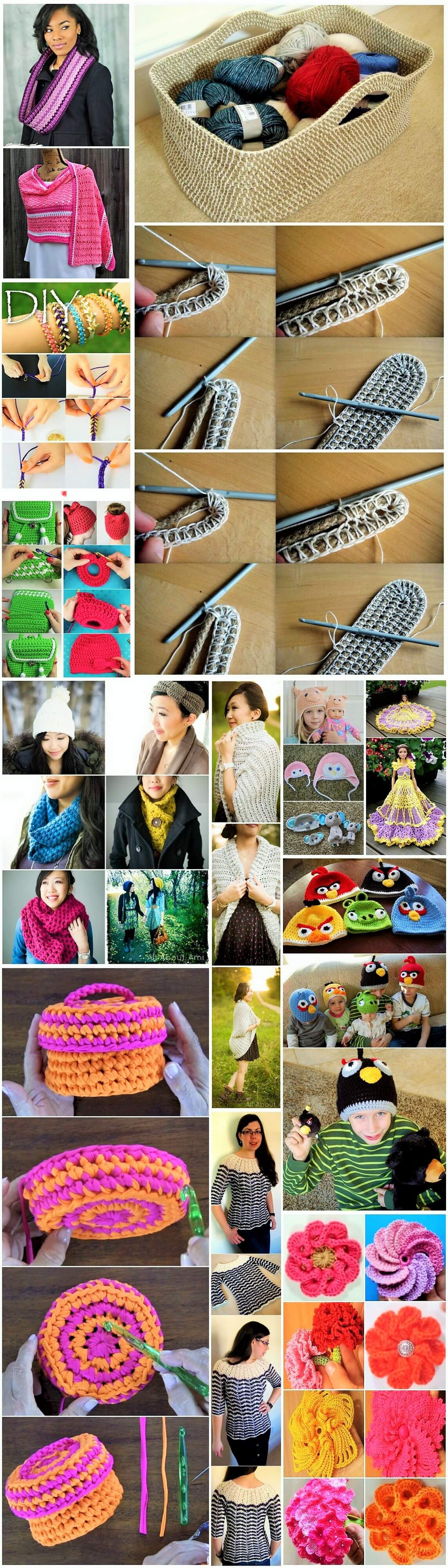 DIY Crochets Ideas