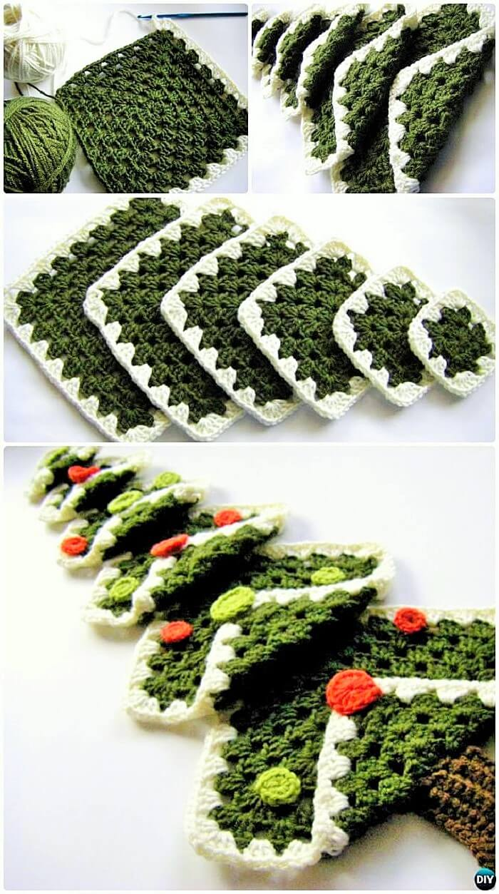 DIY-How-to-Crocheted-Christmas-Tree-Free-Patterns (2)