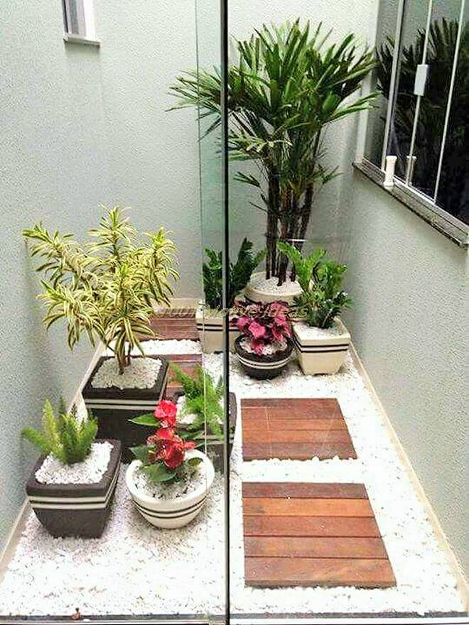 Best decoration ideas for your small indoor garden 1001 for Small indoor patio ideas