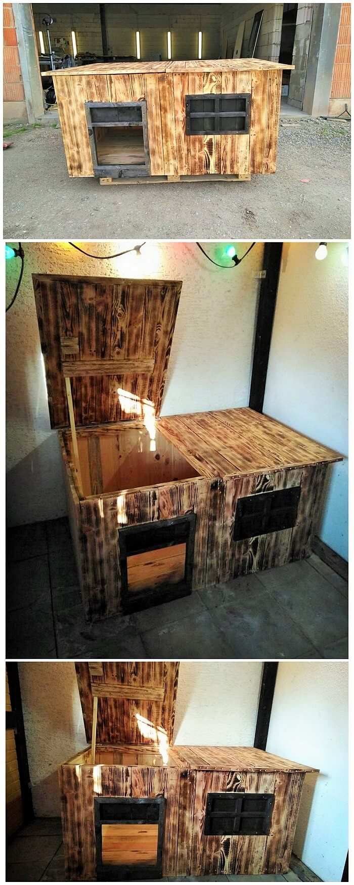 Wood-Pallet-Homemade-Furniture-Ideas -3