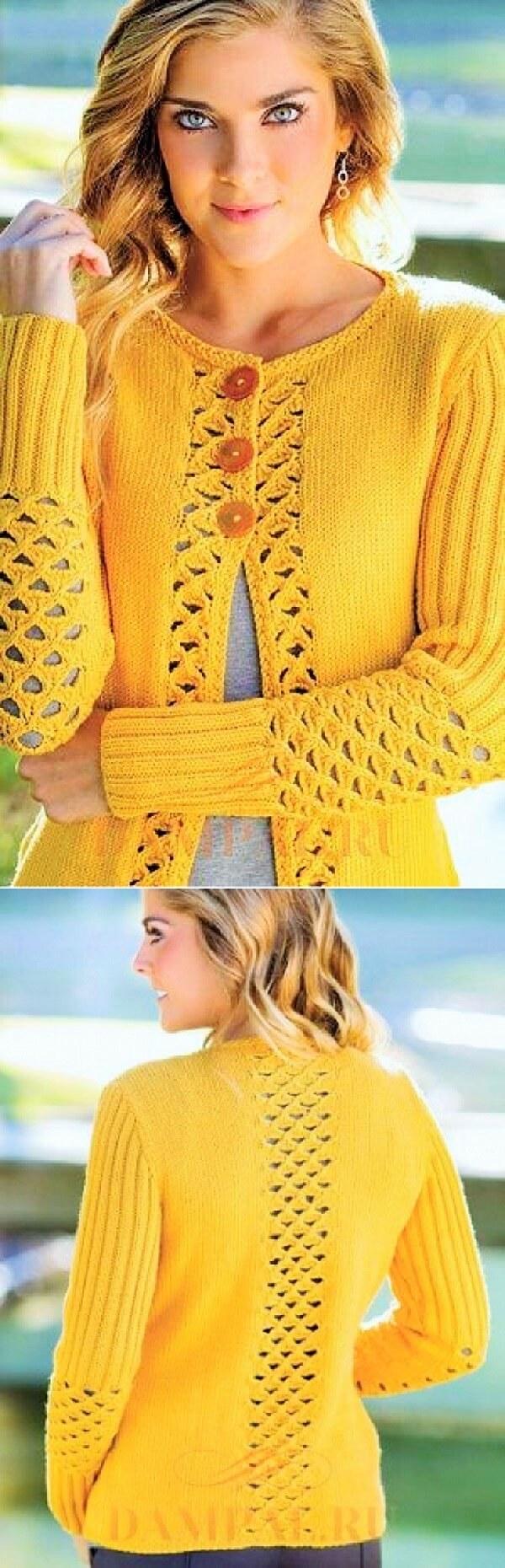 homemade with crochet Ladies Fashion Ideas -12