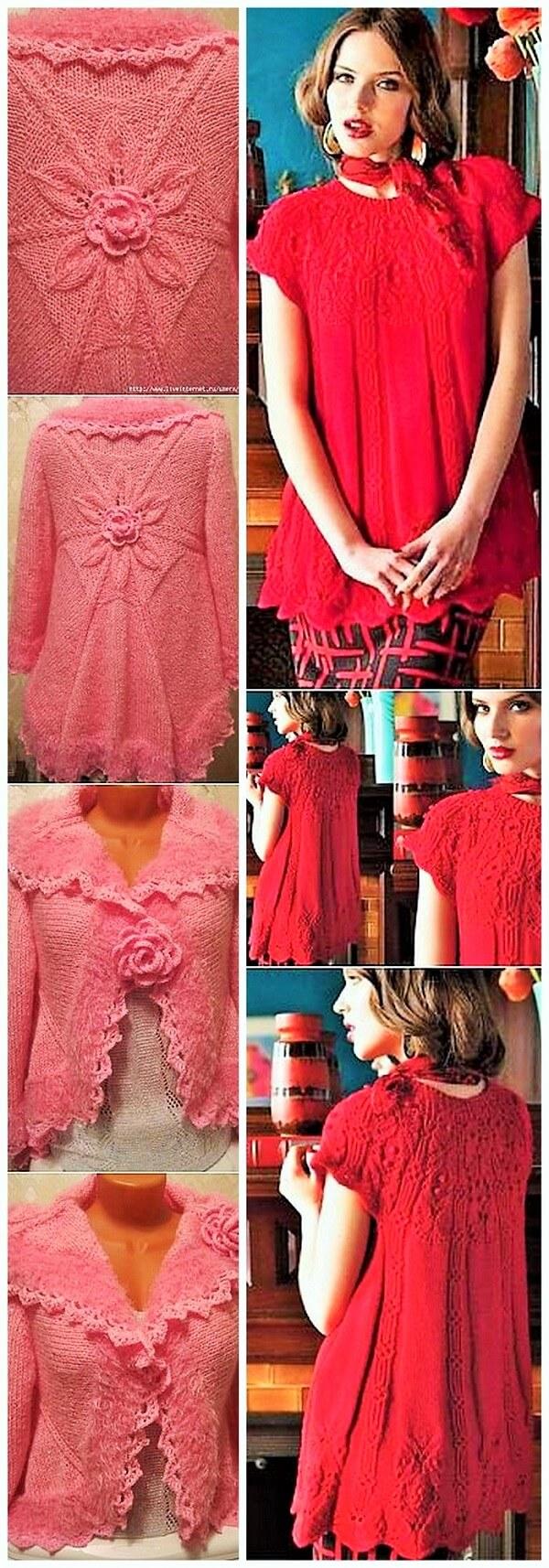 homemade with crochet Ladies Fashion Ideas -6