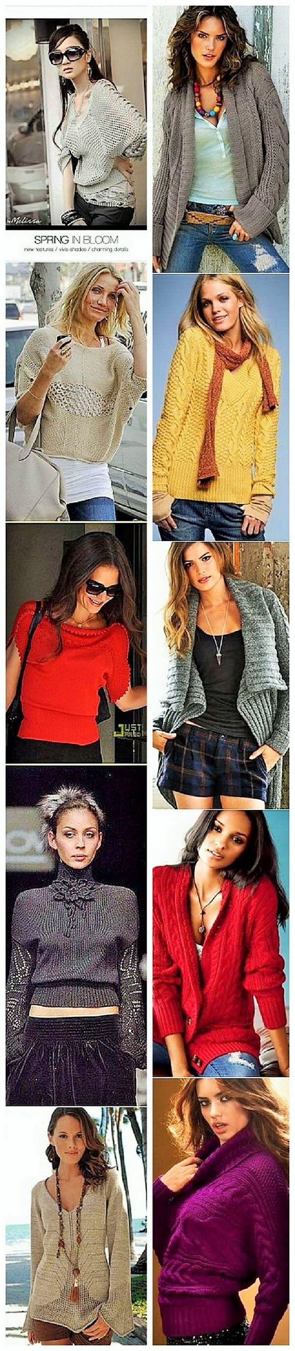 homemade with crochet Ladies Fashion Ideas -7