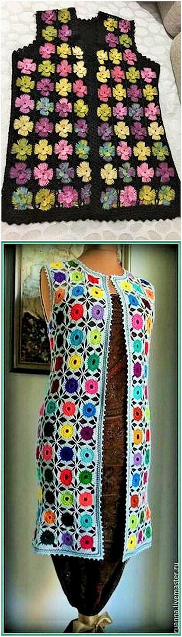 homemade with crochet Ladies Fashion Ideas -9