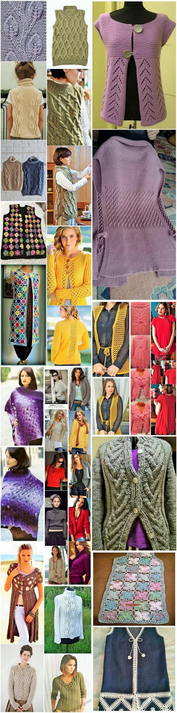 homemade with crochet Ladies Fashion Ideas -15