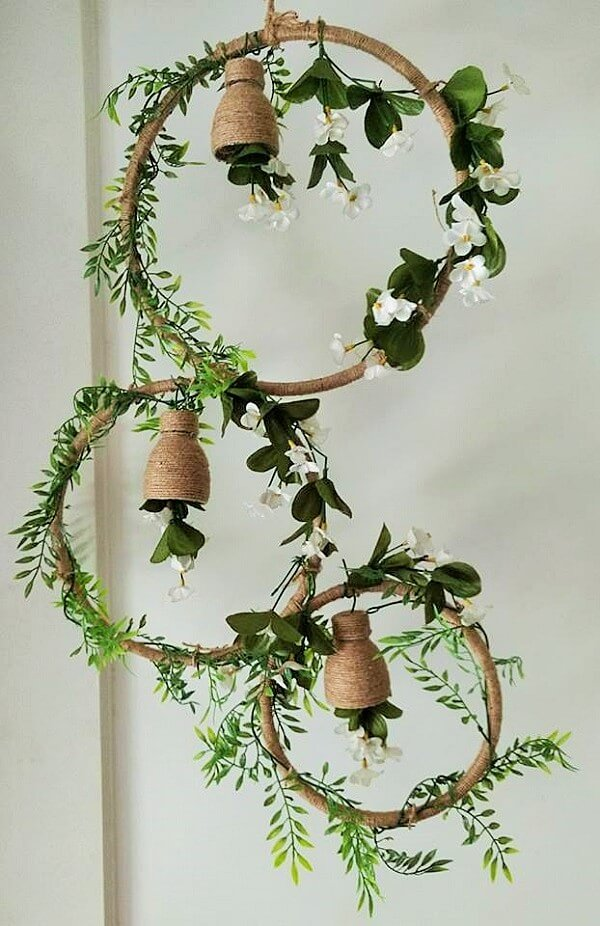 Flowers-wall-crafts-Ideas