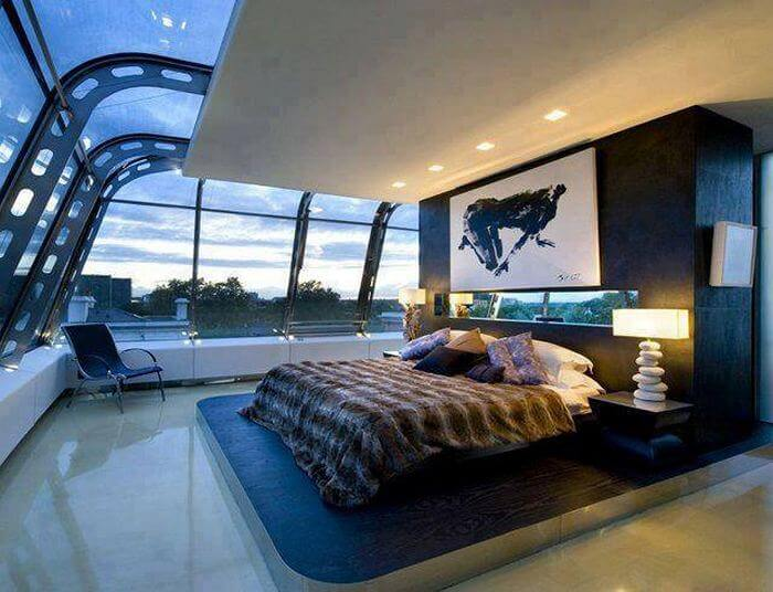 collorfull marir bedroom