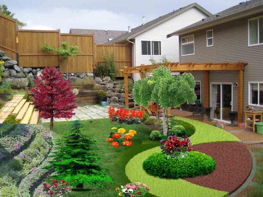 Lush Garden Decoration Ideas - 1001 Motive Ideas