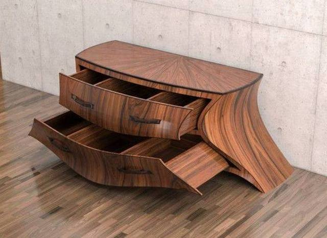 Awesome piece wooden