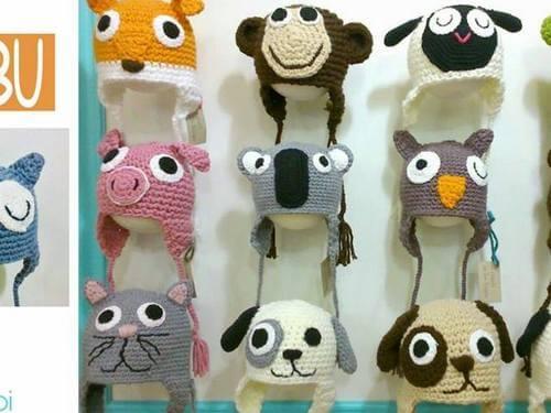 crochet diy Baby CaP