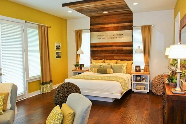 Contemporary-Style-master-bedroom