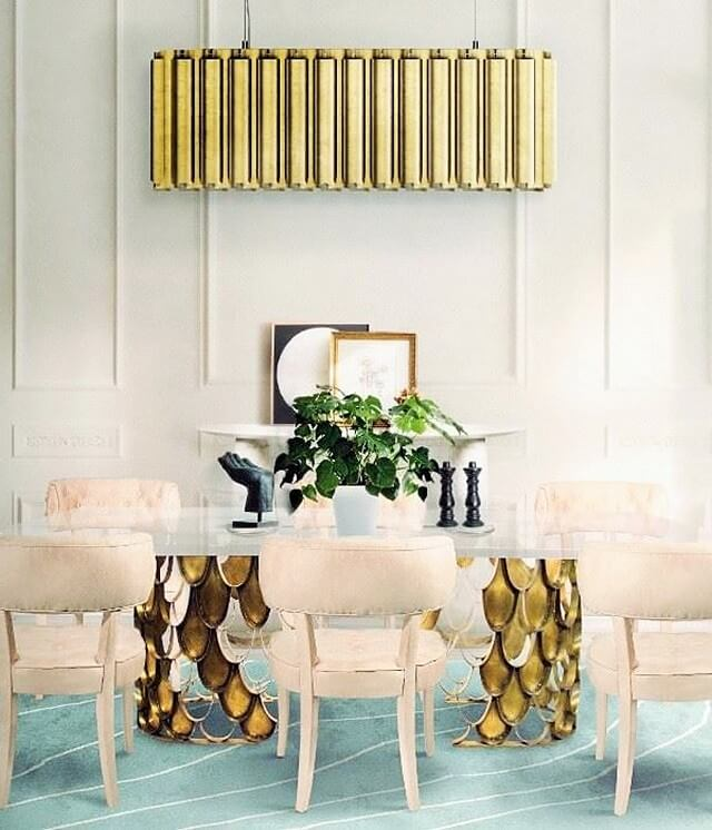 DINING ROOM FURNITURE (2)