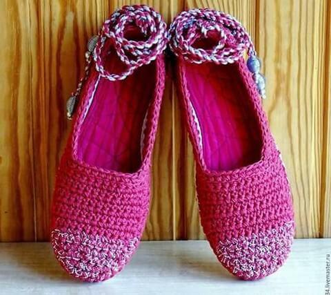 DIY crochet Shoe-Wight-2
