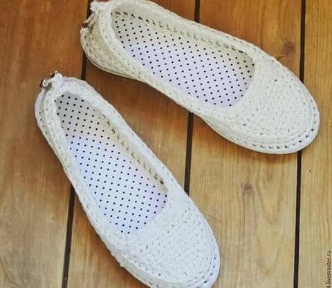 DIY crochet Shoe-Wight-3
