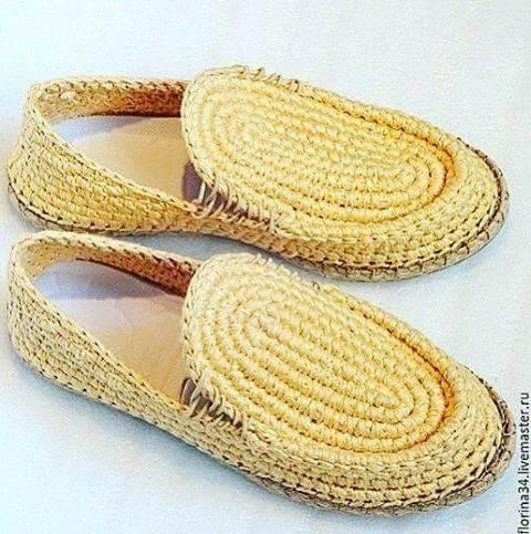 DIY crOchet Shoe-new Style