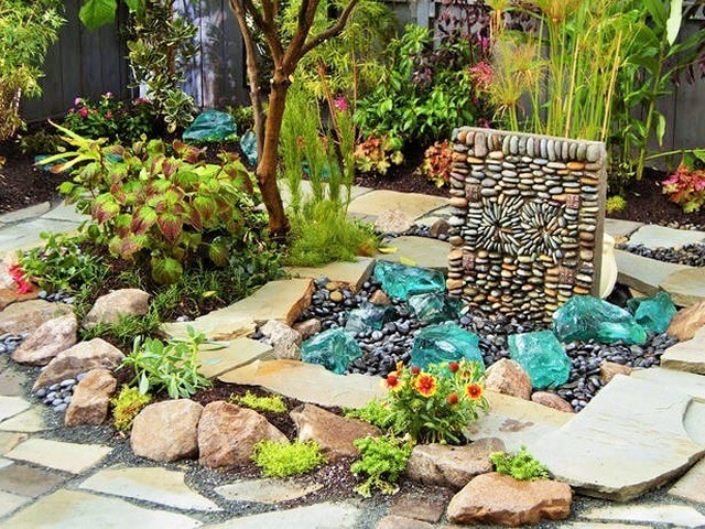 Faux-Stone-Water-Feature-Ideas