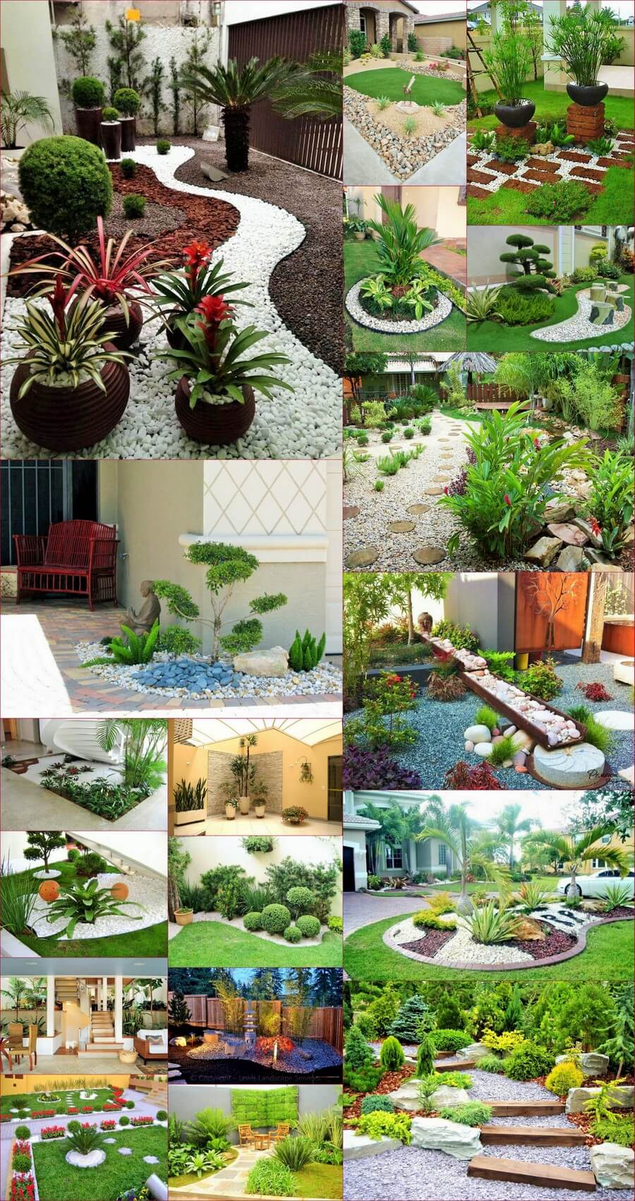 Decorate Your Small Garden Perfectly - 1001 Motive Ideas