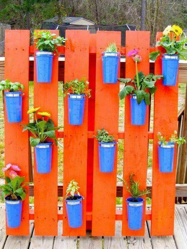 Pallet-diy-Garden-ideas